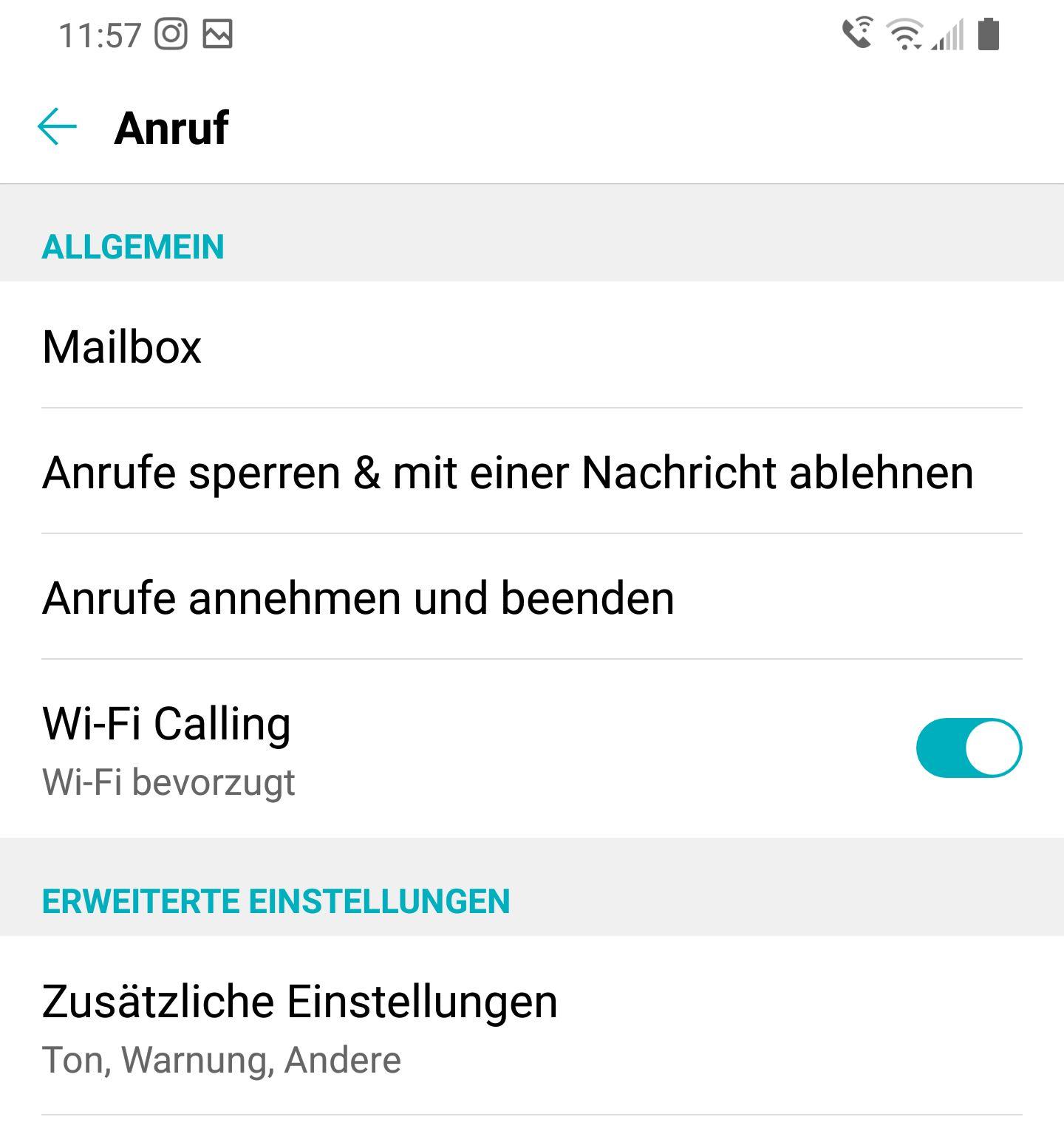 wifi-calling-android – Singen in Thüringen